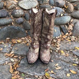 Mia Eagle Cowboy boots
